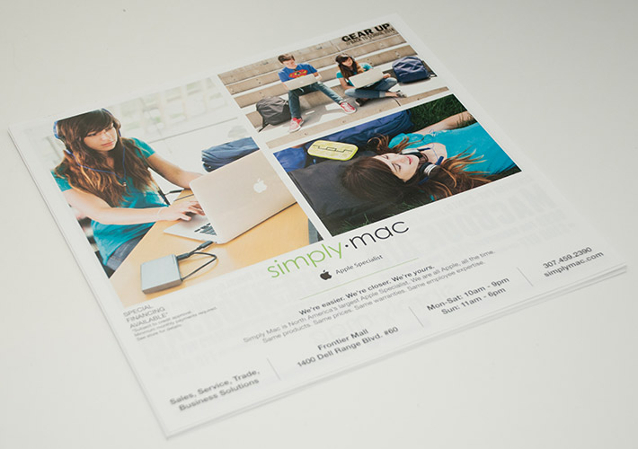 Simply Mac Back to School 2014 Newspaper Insert (back)